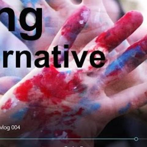 Gang Alternative Art Party. Cesar Santos vlog 004